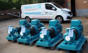 SELWOOD CENTRIFUGAL PUMP RANGE