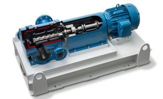 KRAL API 676 Spec Pump