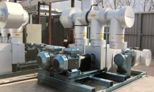 MULTIPLE PUMP SKID