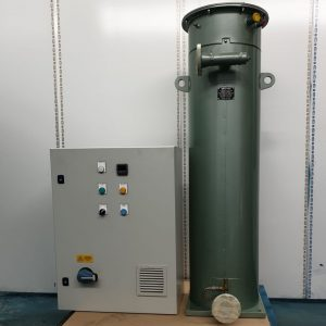 MIDLAND COMBUSTION INDUSTRIAL OIL HEATERS